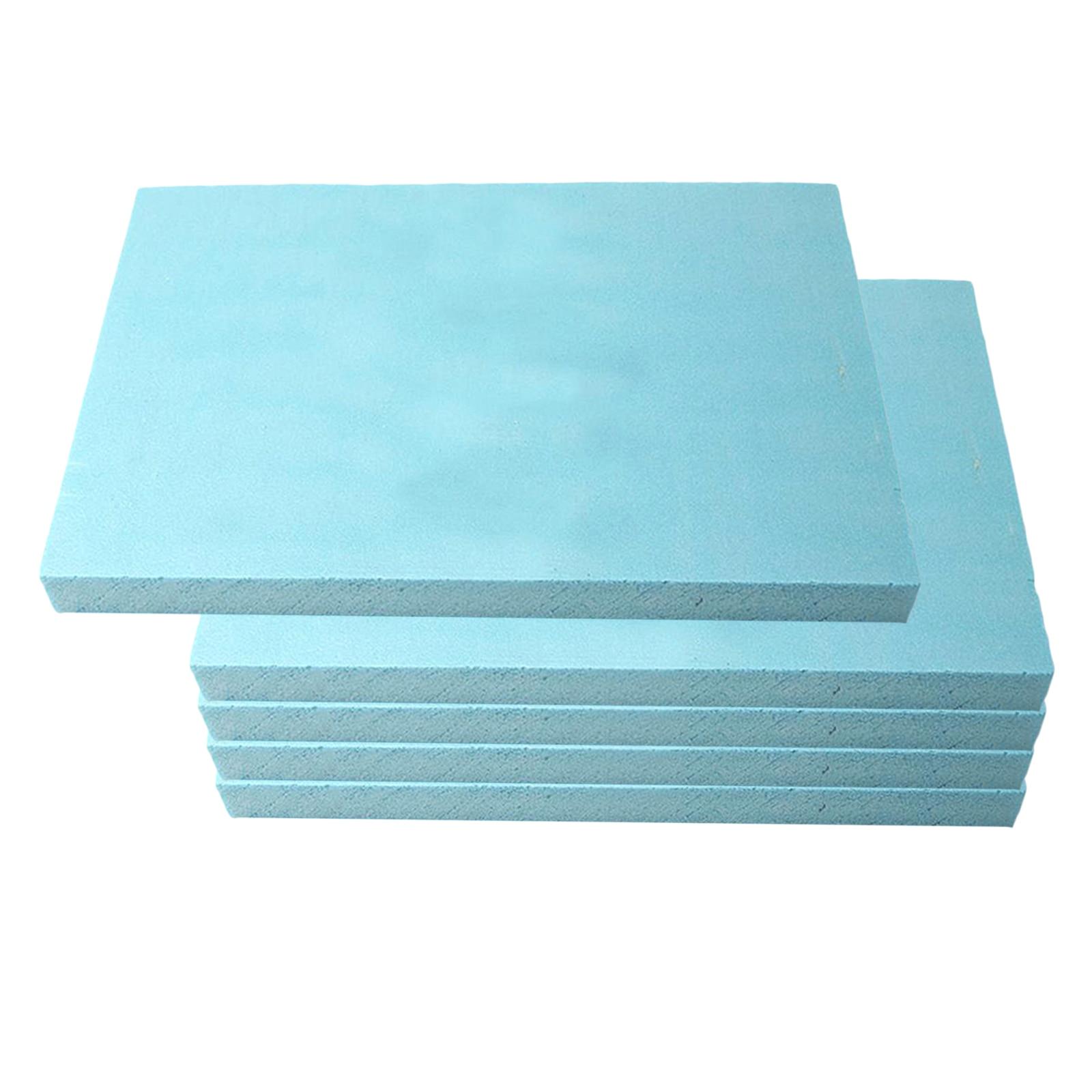 5 pçs diorama mesa de areia em miniatura diy paisagem cenário construção brinquedo placa espuma modelagem fácil cortar 30x20x2cm