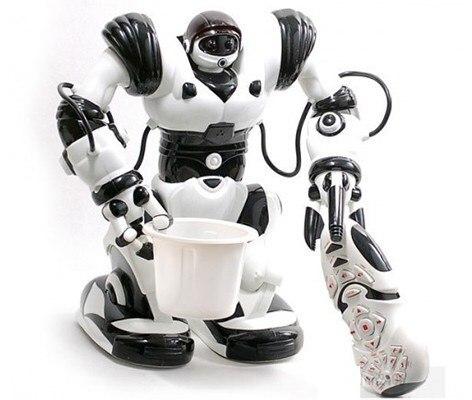 RC Robot Intelligent Jia Qi Roboactor-TT313