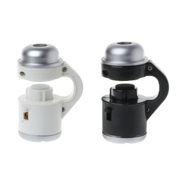 Uniwersalny 30X zoom optyczny mikroskop na telefon komórkowy lampka led z klipsem mikro obiektyw teleskop lupa tanie i dobre opinie OOTDTY NONE CN (pochodzenie) 500X i Pod Phone Microscope plastic PORTABLE Monokularowy