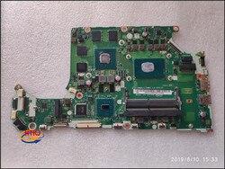Оригинал для acer Nitro 5 AN515-51 материнская плата i5-7300hq и GTX 1050 LA-E911P тест ОК