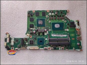 Original for Acer Nitro 5 AN515-51 Motherboard i5-7300hq and GTX 1050 LA-E911P  Test OK
