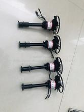 Bico centrífugo micro eletrostático, 15v 24v, bico centrífugo de motor sem escova, diy, sistema de spray agrícola