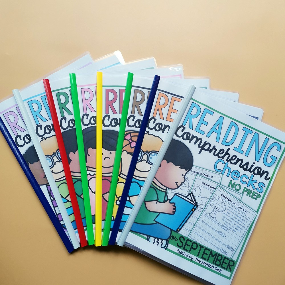 - Educational Toys For Children Color Reading Comprehension Checks