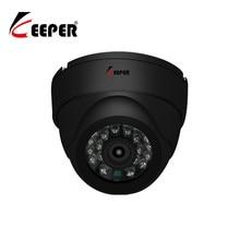 Keeper HD מיני כיפת AHD מצלמה 1.3MP בחדות גבוהה מעקב אינפרא אדום 960P אבטחת CCTV חיצוני כיפת מצלמה עמיד למים
