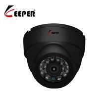 Keeper HD mini Dome AHD กล้อง 1.3MP ความละเอียดสูงการเฝ้าระวังอินฟราเรด 960P กล้องวงจรปิดความปลอดภัย Dome กลางแจ้งกล้องกันน้ำ