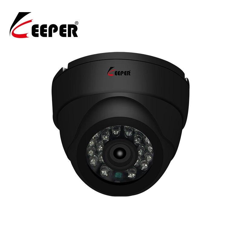 Мини-камера видеонаблюдения HD купольная водонепроницаемая, 960 МП