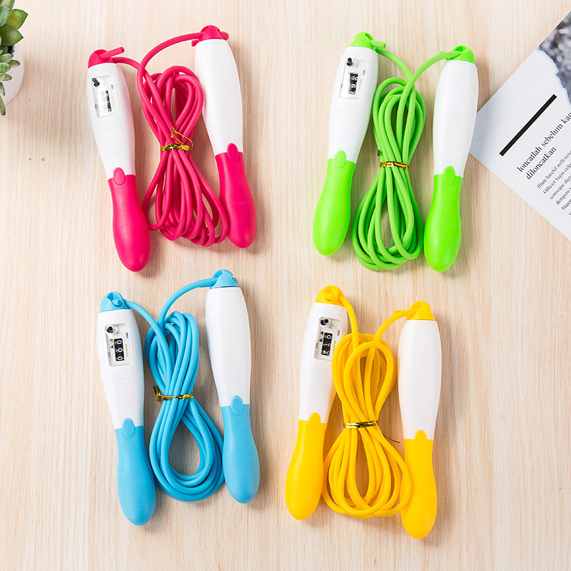 2650 Profession Electronic Pattern Skipping Rope Count Jump Rope Adult See Details The Academic Test For The Junior High School