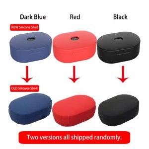 Image 2 - Original Xiaomi Redmi Airdots Xiaomiหูฟังไร้สายบลูทูธ5.0ลดเสียงรบกวนควบคุม