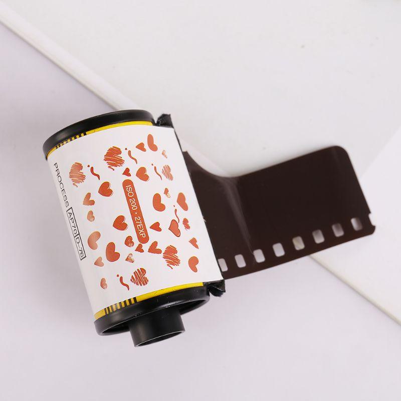 OOTDTY 35mm couleur impression Film 135 Format caméra Lomo Holga dédié ISO 200 27EXP