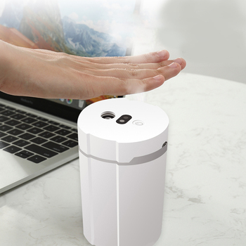 Alcohol Disinfector Sprayer Automatic Intelligent Induction Sterilizer Soap Dispenser Portable Alcohol Sprayer for Smart Home