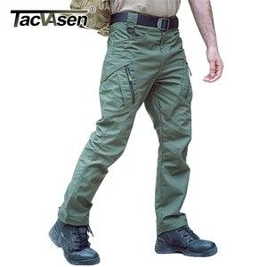 Image 5 - TACVASEN Pantaloni Tattici Degli Uomini Militare Abbigliamento Da Lavoro Allaperto Pantaloni Cargo Uomini Airsoft di Combattimento Dellesercito Pantaloni Stretch Pantaloni Assalto