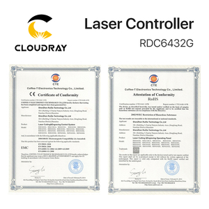 Image 5 - Clouday Ruida RDC6432 CO2 Laser Controller System for Laser Engraving Cutting Machine Replace AWC708S Ruida 6442S Ruida Leetro