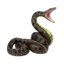 Toy Snake-Model Simulation Python Animal Wild Reptile-Giant Big Children's