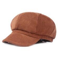 Женский хлопковый берет для гольфа, кепка для вождения, плоская кепка, летняя кепка, корейский живописец, берет продавца газет 8,14