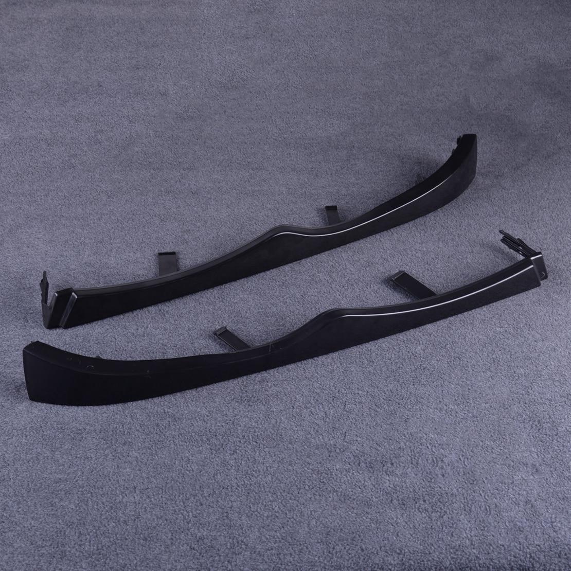 Headlight Lower Molding Trim PAIR fits 1999-2001 BMW 3-Series E46 4-DOOR