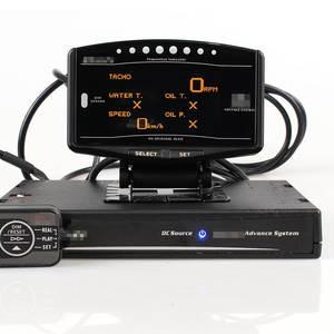 Auto-Gauge Link-Meter Sports-Package Electronic-Sensors Defi Advance Digital ZD C2 CR