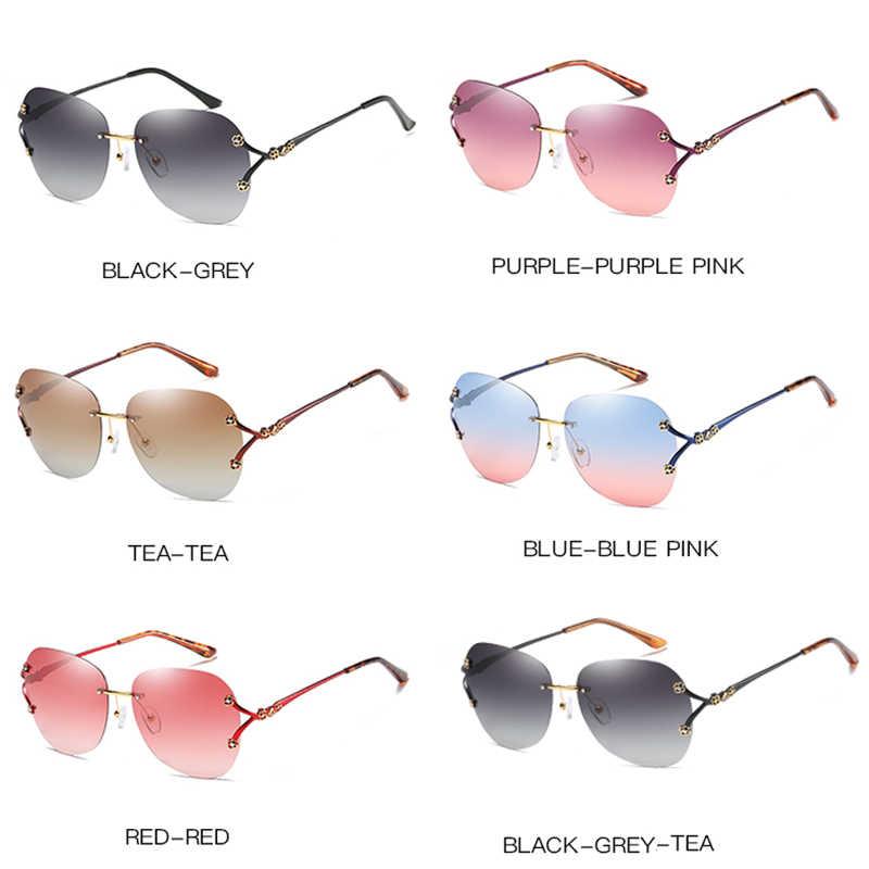 2019 latest Polarized Women Sunglasses Fashion cat eye Ladies Vintage Brand Designer cat eye woman Female Sun Glasses oculos
