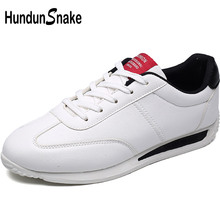 Hundunsnake Leather White Womens Running Shoes For Women Sport Sneakers Men Sport Shoes Female Womens Sports Shoes Ladies T618