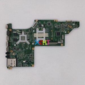 Image 2 - Para hp pavilion DV7 4000 series DV7T 4000 609787 001 cor verde hd5470/512m placa de vídeo da0lx6mb6h1 placa mãe mainboard testado