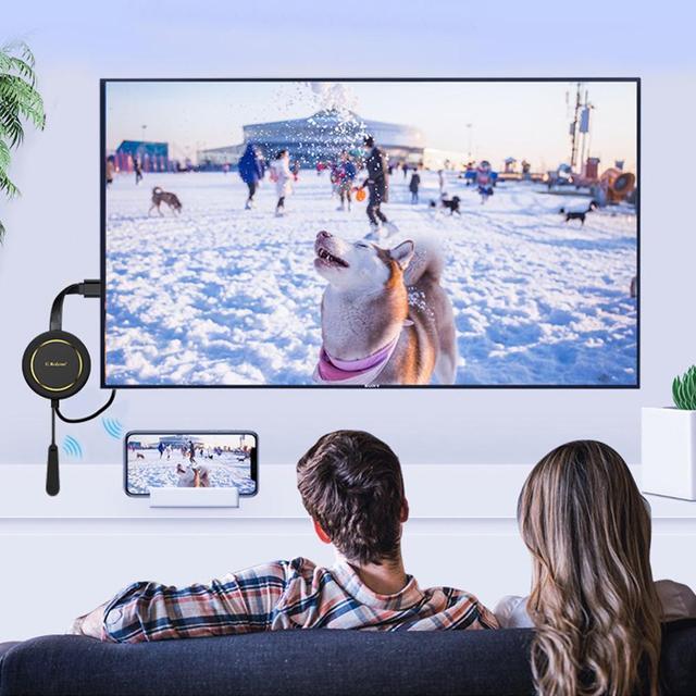 G14 TV stick miracast 5G wireless screen projector wireless wifi mirascreen hdmi dongle ezcast 4k for Youtube Google Chromecast