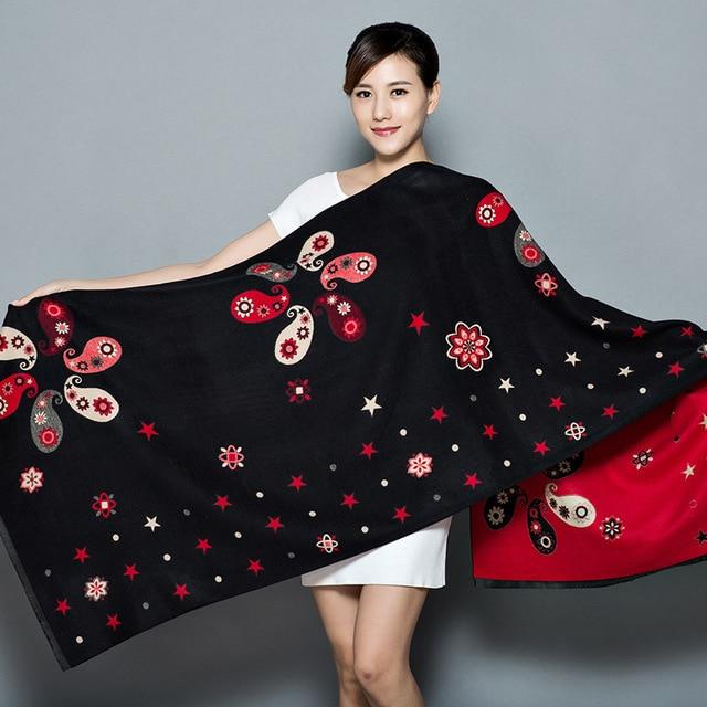 2019-New-Shawl-Women-s-Thickening-Warm-Pashmina-Cashmere-Scarf-Autumn-winter-Oversize-Soft-scarf-Shawl (30)