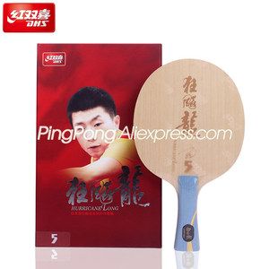 Image 2 - DHS Hurricane Long 5 Table Tennis Blade with Original Box ALC Racket Original DHS MA Long 5 ST Ping Pong Bat / Paddle