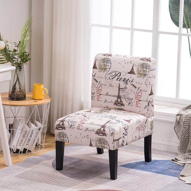 Fabric Single Leisure Chair  4