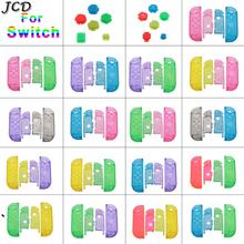 JCD Replacement Housing Shell Case for Nintend Switch NS Controller Joy Con shell game console clear case