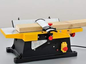 Woodworking Planer Electric Household Table-Type Multifunctional