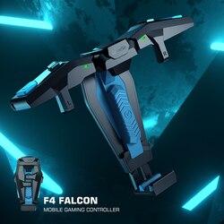 Контроллер для мобильных игр GameSir F4 Falcon Plug and Play для iOS / Android без необходимости Bluetooth APP Zero latency COD PUBG