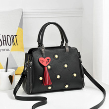 Designer Leather Ladies Handbags Women Crossbody Bags 2019 Summer Brand High Quality Shoulder Bag PU