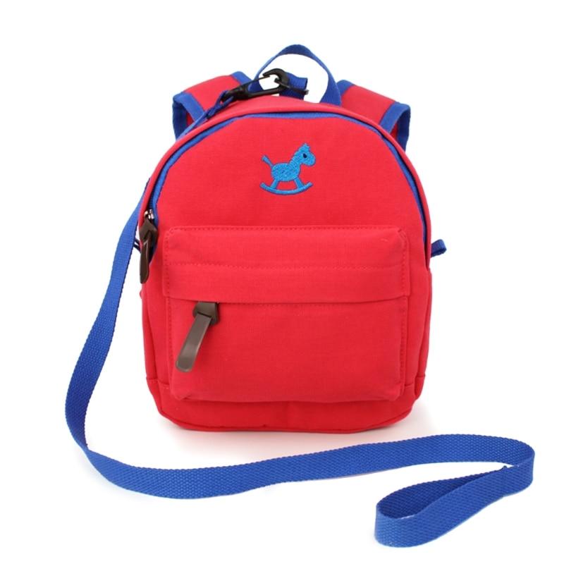 Купить рюкзак для малышей с защитой от потери детская школьная сумка