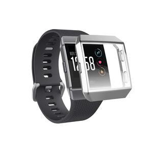 Защитный чехол для часов из ТПУ Для Fitbit Ionic силиконовый чехол с защитой от пыли