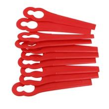 Качели Пластиковые Подвески с лезвиями для DKGT06 20V 1500mAh беспроводной триммер для травы сад Timmer