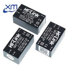 10 قطعة HLK PM01 HLK PM03 HLK PM12 AC DC 220V إلى 5V/3.3V/12V مصغرة امدادات الطاقة وحدة ، ذكي المنزلية التبديل الطاقة وحدة
