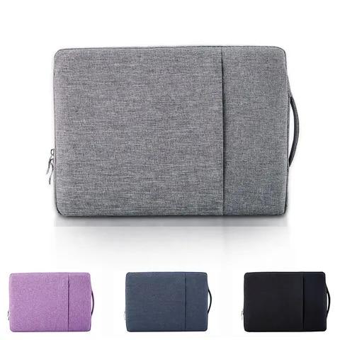 2020 Waterproof Laptop Bag Cover 13.3 14 15 15.6 inch Notebook Case Handbag For Macbook Air Pro Acer Xiaomi Asus Lenovo Sleeve