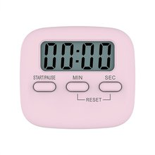 Lap Timer Magnetic-Clock-Stop-Watch Kitchen-Gadgets Cooking-Shower Study Countdown Digital