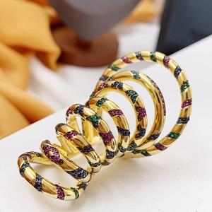 Moda charme prata esterlina cópia 1:1, amarelo instrução multicolorido tribal deslizamento mono orelha manguito feminino luxo jóias presente
