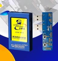 Programador mecânico do reparo do photoreceptor do lcd apr9 para o iphone 7g/7 p/8g/8 p/x/xr/xs/xsm alteração do código da vibração
