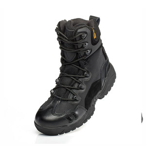 Image 4 - Uomini scarpe Da Trekking Allaperto Scarpe Scarpe Da Montagna Arrampicata Caccia Scarpe Da Ginnastica Mesns Tattico Militare di Combattimento del Deserto Stivali Da Uomo Da Trekking Scarpe