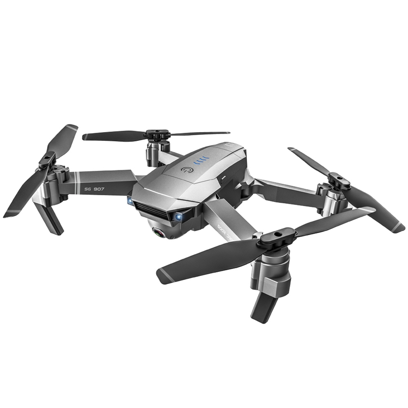 Sg907 Drone with HD Gps 5G Wifi 50X Zoom Camera Drone Camera RC Drone Brushless Selfie with Drone Long Time Flying