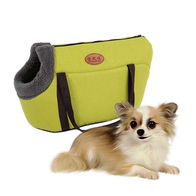 Caldo di Inverno Del Cane Comoda Borsa Trasportini per Cani Caldo Borsa Pet Lavabile Gatto Trasportini Cucciolo Carry Bag Eco-Friendly Forniture Per Animali Da Compagnia