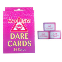 Bachelor Party card hen game props Bachelorette challenge Cards single party Fun penalty