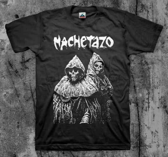 Machetazo cego morto t camisa (aleijados bastardos sob naplam nashul grind)