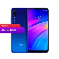 Wersja globalna Xiaomi Redmi 7 Smartphone 4GB pamięci RAM 64GB ROM octa-core 12MP Dual AI kamery 4000mAh 4G LTE telefon US wtyczka 1