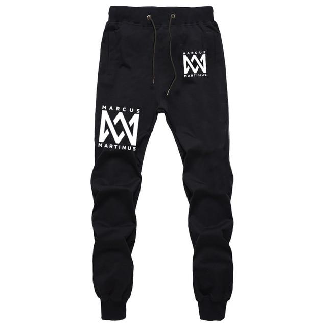 Фото harajuku/хлопковые спортивные штаны для мужчин; осенние модные цена