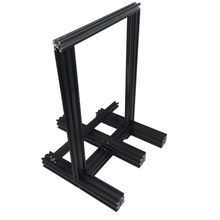 Funssor Creality Ender 3 Pro extrusion frame kit black color 2020 2040 4040 aluminum profile(China)