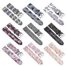 20mm Silicone Watch Strap For Garmin Fenix 6S Bracelet For Garmin Fenix 5S/Fenix 5S Plus Watch Replacement Bands