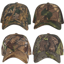 Camouflage Baseball Caps Adjustable Camo Cap Men Outdoor Hunting Jungle Hat Tactical Hiking Casquette Hats