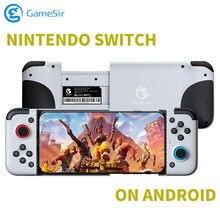Gamesir-mando X2 tipo C para Android, Pubg, controlador de juego para móvil, Joystick para juegos en la nube, plataformas xCloud, Stadia